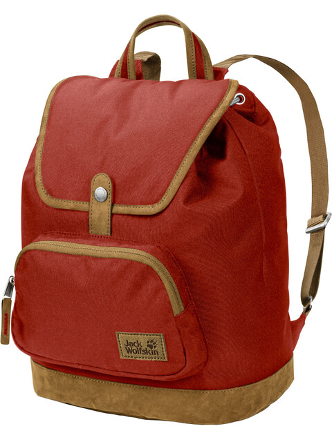 Jack Wolfskin Long Acre Backpack red